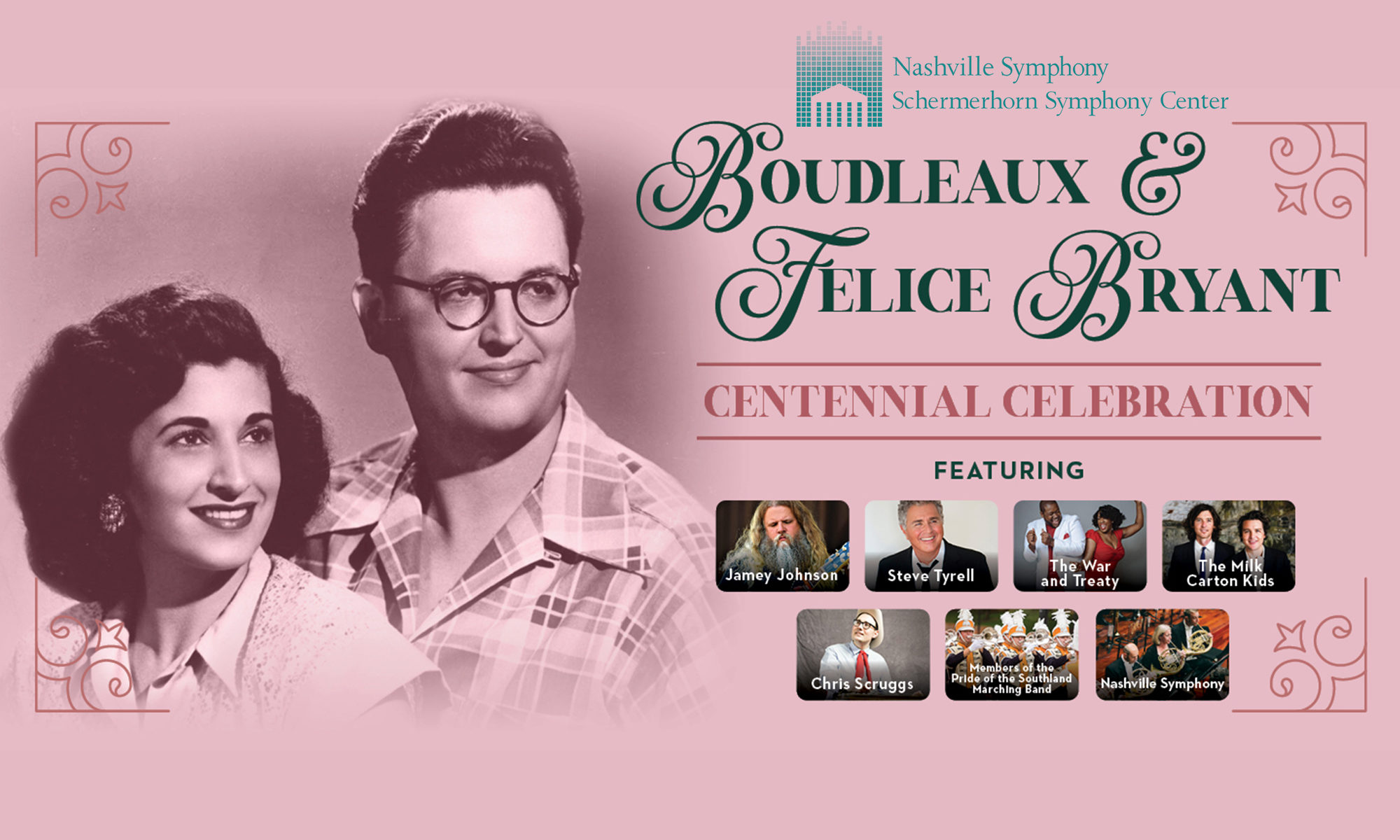 Boudleaux and Felice Bryant